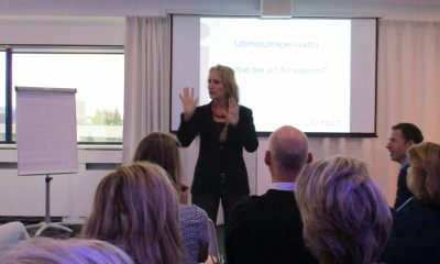 Make a Wish event - Margriet Sitskoorn
